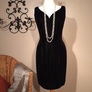 """Velvet """"Little Black Dress"""" from Ann Taylor"""